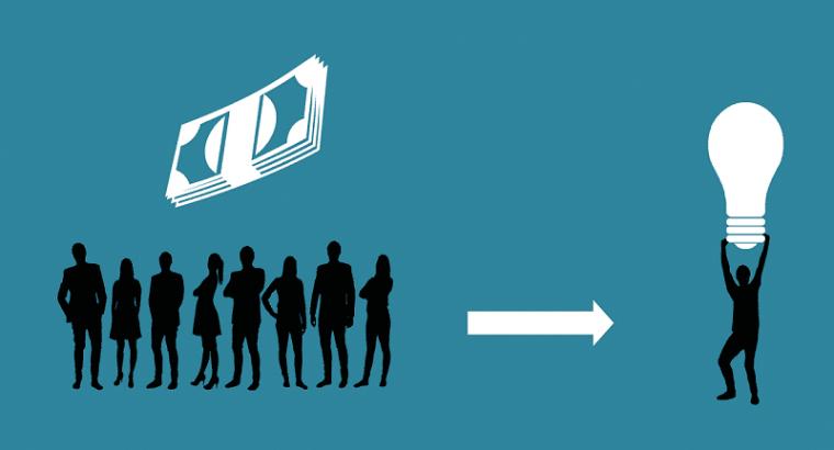 Finanțare pentru proiecte prin crowdfunding