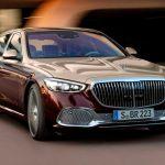 Noul Mercedes-Maybach cu motor V12
