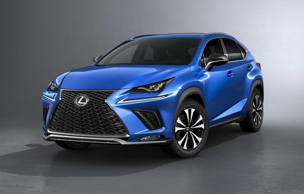 Lexus NX model 2022 - cum va arăta acest model